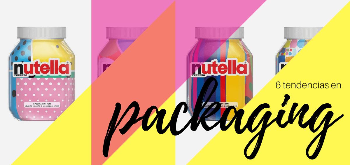 tendencias en packaging