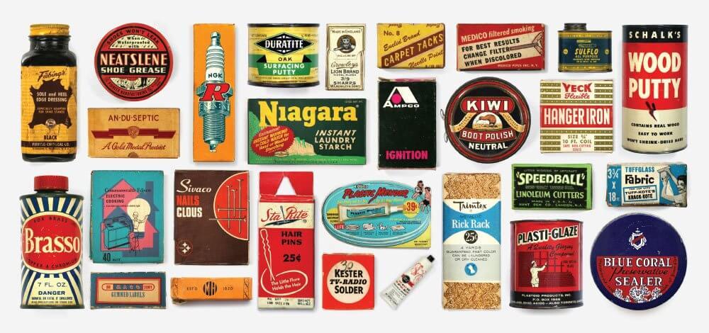 el packaging en la historia