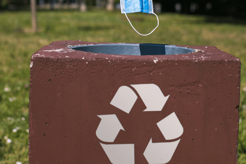 reciclaje de envases durante el coronavirus 1